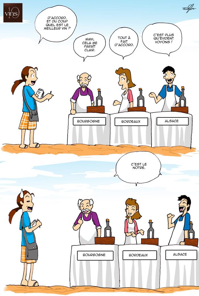 Concours de vins