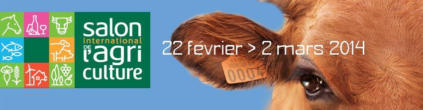 Salon de l agriculture 2014 10 vins met en avant ses - Salon de l agriculture 2014 exposants ...
