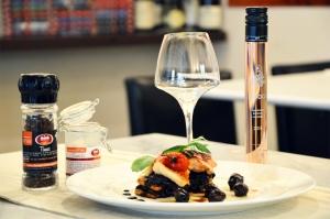 Pissaladière et Bandol rosé